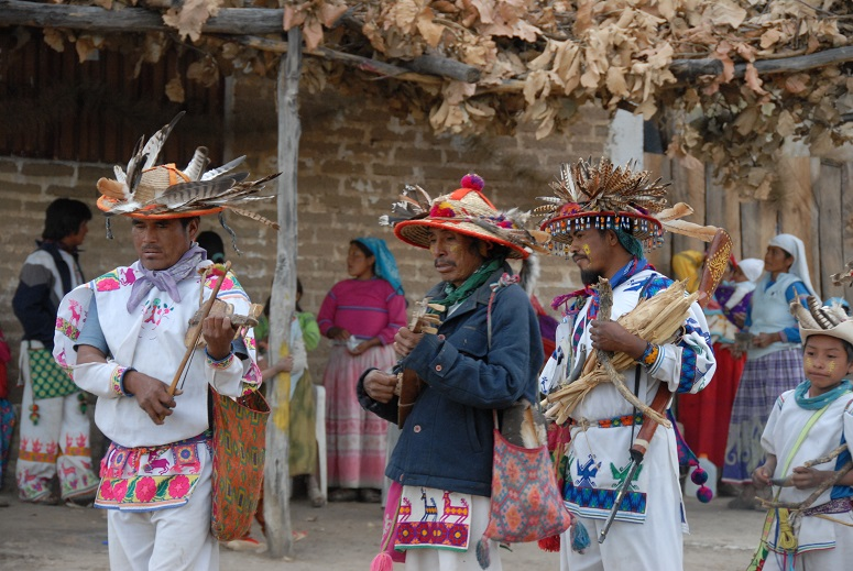Formation en chamanisme Huichol traditionnel
