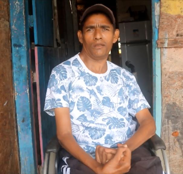 Brésil: une nouvelle petite maison pour Valter