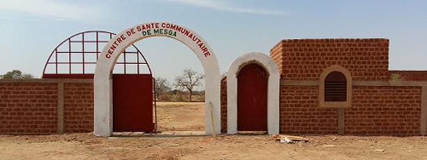 Le centre de santé Buud Yam au Burkina Faso